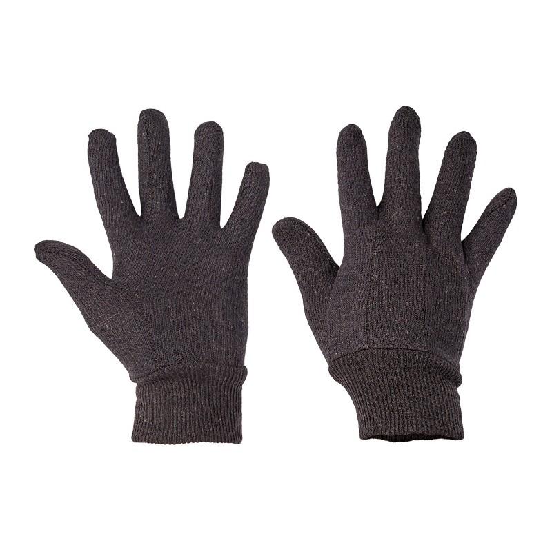 Rękawice-bawełniane-szyte-z-elementów - FINCH