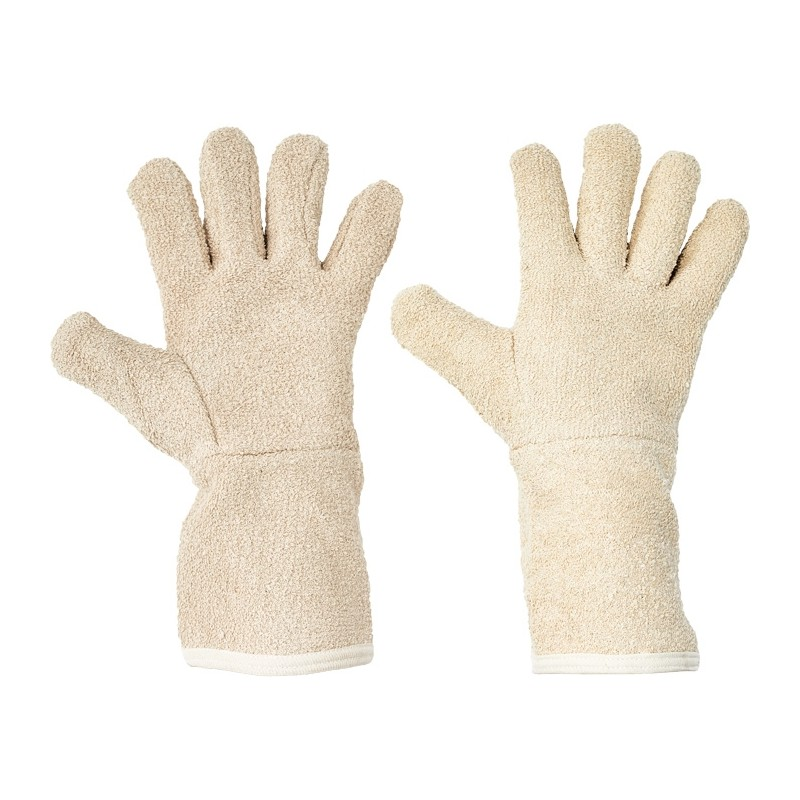 Rękawice-ochronne-termiczne-frotte-35-cm - LAPWING