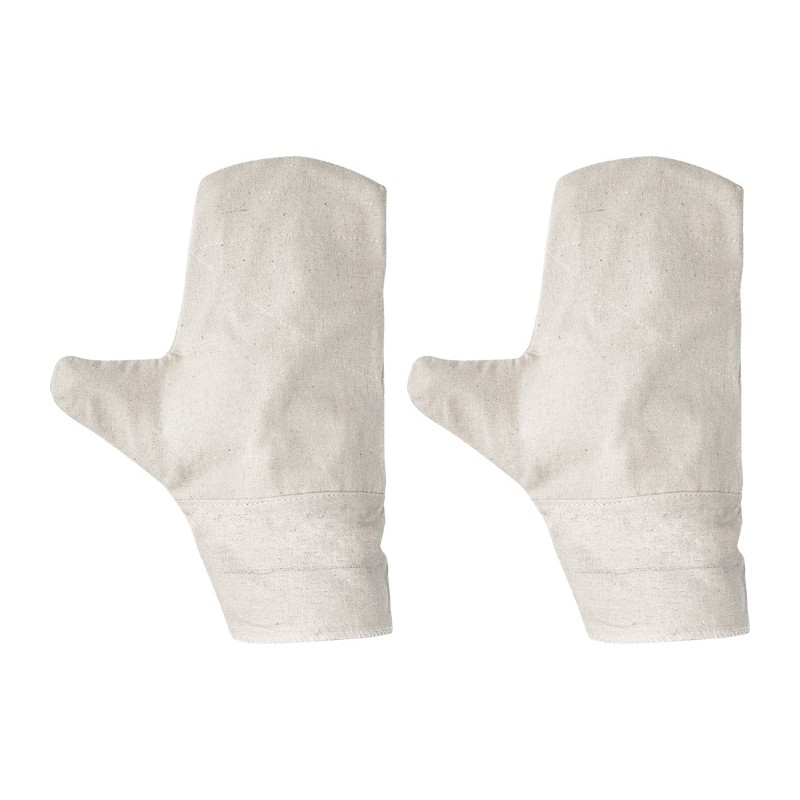 Jednopalcowe-rękawice-termoodporne-bawełniane - OUZEL