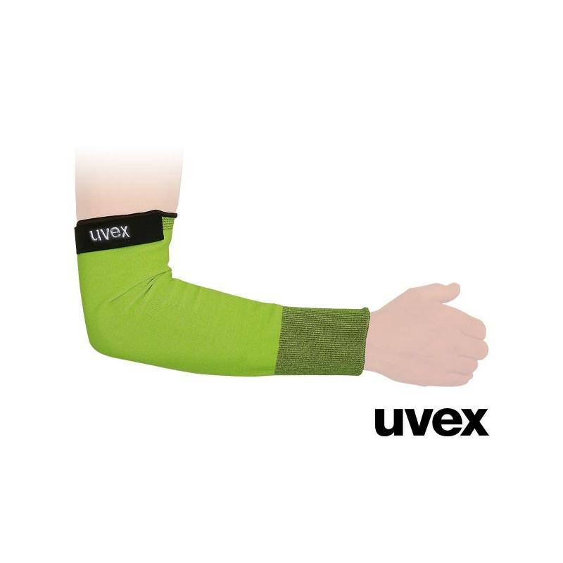 Zarękawek-ochronny-przeciwprzecięciowy-z-zapieciem-na-rzep - UVEX-C-500-SLEEVE