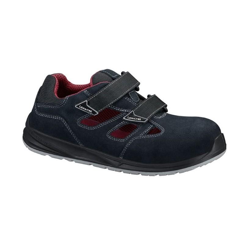 Sandały-bezpieczne-ESD-z-niemetalicznym-podnoskiem - DEFENDER-S1-ESD-SRC