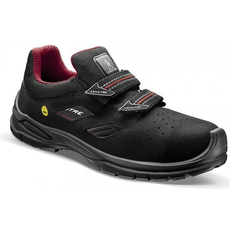 Sandały-bezpieczne-o-sportowym-fasonie-mikrofibra-ESD - REX-S1-ESD
