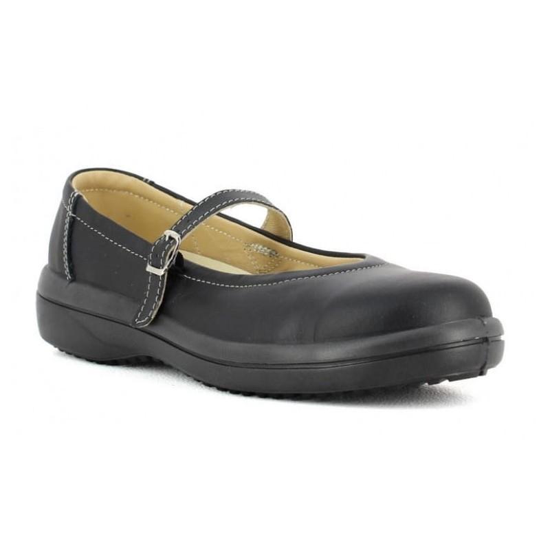 Damskie-obuwie-bezpieczne-skórzane - CORINNE-LOW-S2