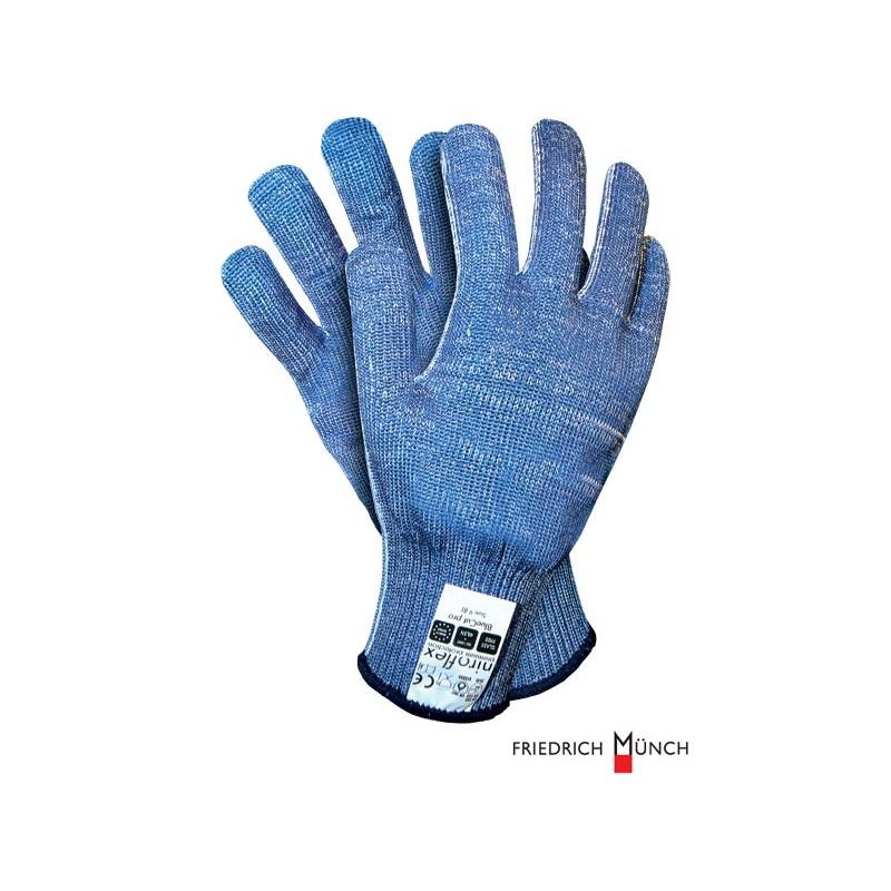 Rękawice-ochronne-przeciwprzecięciowe - NIROFLEX-BLUE-CUT-PRO